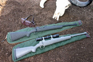 Shown: Pro Hunter Elite's with Winchester Model 70 actions.